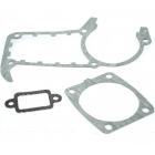 GASKET SET 2 PIECES - FOR STIHL MS341 - MS361