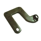 EXHAUST PLATE - FOR HUSQVARNA 61 - 268 TO 272
