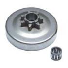 CLUTCH POT STAR SPROCKET - FOR HUSQVARNA 340 - 345 - 350 - 351 - 346XP - 445