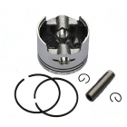 PISTON KIT  D=47,5MM - CHAINSAW  CHINA 6200