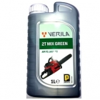 OIL 2T MIX GREEN 1LITER - 2-STROKE 1 LITER
