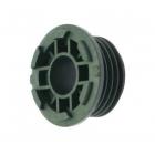 Oil pump worm gear 3/8-6 6T - OLEO MAC 936 937 940 941 941C 941CX 947 952-GS370-GS410