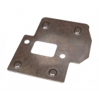 EXHAUST PLATE - FOR STIHL MS 210 - 230-250 - 021 - 023-025