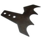 SPIKED BUMPERS - FOR HUSQVARNA 281 TO 288