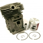 CYLINDER KIT Ø49MM - FOR STIHL MS311 - MS391 - MS 311 - 391 Replace 1140-020-1204